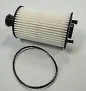 Mahle OX774D Oil Filter for Jaguar Landrover
