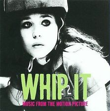 NEW Whip It (Music From The Motion Picture) (Audio CD)