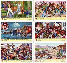 Figurine Lavazza serie n°235 Repressioni dell'Austria nell'Italia Cent. ANNO1967