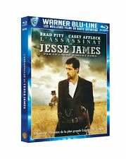 BLU-RAY L'ASSASSINAT DE JESSE JAMES PAR LE LACHE ROBERT FORD NEUF