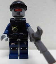 LEGO® The LEGO Movie™ 70813 Robo Police Swat Minifigure Minifig NEW