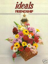 Ideals Magazine - Friendship - August 1986