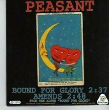 (CV582) Peasant, Bound For Glory - 2012 DJ CD