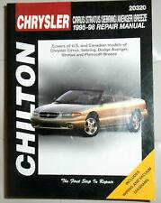 Chilton 28682 1988-96~Regal~Lumina~Monte Carlo~Olds Cutlass~Grand Prix~Manual