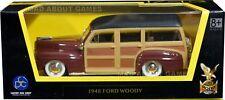 FORD WOODY 1948 1:43 Model Die Cast Toy Car Models Miniature