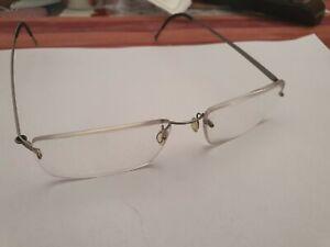 Lindberg Titanium glass glasant montatura occhiali