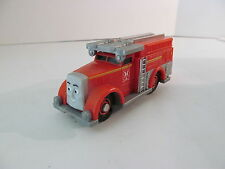 "Thomas & Friends 2010 Flynn Motorized Fire Truck Engine 5"" Long"