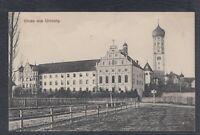 42821) AK Gruß aus Ursberg 1912 Kr. Günzburg