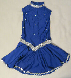 Authentic Cheerleader Dance Team Majorette Uniform Made By Varsity In USA
