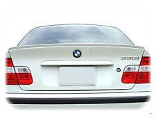 BMW e46 tuning parti Spoiler Posteriore Spoiler laccato vernice 303 COSMOSSCHWARZ Nero
