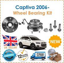 For Chevrolet Captiva 2006- Front Wheel Bearing Hub + ABS Sensor CB31000100E New