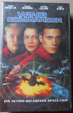 """VHS Kasette """"Wing Commander"""""""