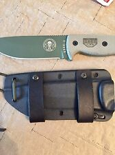 ESEE 5 Leather Scout Carry Straps (Sheath Not Included)