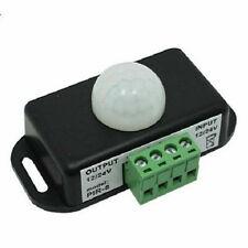 Automatic DC 12V-24V 8A Infrared PIR Motion Sensor Switch for LED Light 5 ~ 8 M
