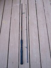 NICE FENWICK BLACKHAWK MACH-II  2-PIECE SPINNING ULTRA LIGHT FISHING ROD 6'6""
