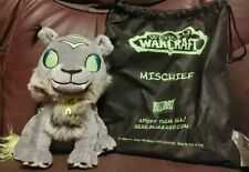 Blizzard Exclusive Charity World of Warcraft Mischief Plush New W/ Bag & Tags