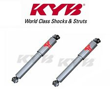 For Cadillac Chevrolet GMC Set of 2 Front Shock Absorbers KYB Gas-A-Just KG 5480