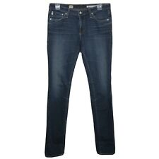 Ag Adriano Goldschmied Womens Size 28 the Premiere Skinny Straight Leg Jeans