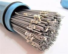 "Lot of 10 AMS 4954 TITANIUM Aerospace & Medical Welding Wire .045 x 18"" 6AL-4VTI"