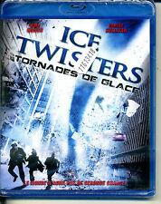 ICE TWISTERS  tornades de glace  BLU-RAY   ref 180613411E