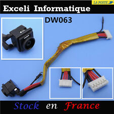 Connecteur alimentation Sony Vaio VGN-CR21Z/R Dc power jack socket cable wire