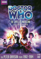 DOCTOR WHO - THE CAVES OF ANDROZANI (SPECIAL EDITION) (PETER DAVISON) (198 (DVD)
