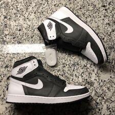 "DS Air Jordan 1 Retro High OG ""RE2PECT"" JETER 3M SHADOW 555088-008 Size 13"