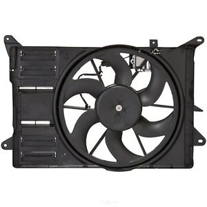 Engine Cooling Fan Assembly Spectra CF15096 fits 12-14 Ford Edge 2.0L-L4