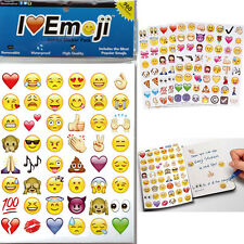 48 Die Emoji Emotion Stickers Pack Decor Stickers For iPhone Twitter Hot
