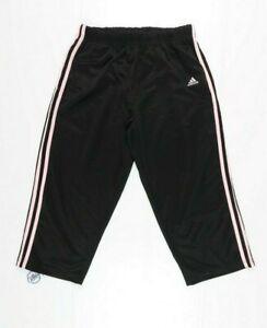 Pantalone Tuta Adidas Tg: M Usato (Cod.EBAY207) Vintage Nero e Rosa Uomo/ Unisex