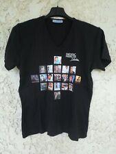 T-shirt Frédéric François collection pochette disque noir femme L