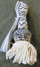 WWI GERMAN PRUSSIAN ARMY NCO  KNOT PORTEPEE