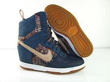 Nike wm dunk sky hi sneakerboot Liberty qs wedge NEUF us 7 EUR 38