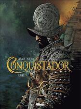 Conquistador T1 Tome 1 EO 2012 Timbré de la Nation BDNET Dufaux Xavier 250ex