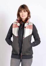 Holden Absolute Down Neck Quilted Plaid Vest Jacket ZARA Snowboard DC Women XS
