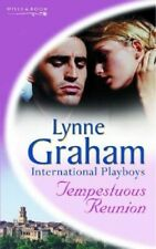 Tempestuous Reunion (Lynne Graham Collection), Graham, Lynne, Good Condition Boo