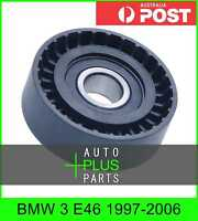 Fits BMW 3 E46 1997-2006 - Idler Tensioner Drive Belt Bearing Pulley