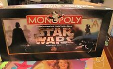 Monopoly Star Wars Classic Trilogy Edition COMPLETE