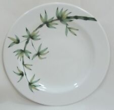 MSE Martha Stewart Everyday Salad Luncheon Plate Bamboo -  Macy's  White