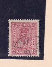norway 1867/8 Sc 15,used n449