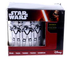 NEW OFFICIAL STAR WARS STORM TROOPER CERAMIC MUG NOVELTY GIFT TEA COFFEE MUGS