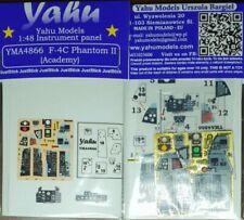 Yahu YMA4866 1/48 F-4C Phantom II Instrument Panels