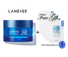 [LANEIGE] Homme Active Water Gel Cream 50ml (Korean Cosmetic)
