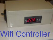 Wifi Plug Amp Play Temperature Controller Timer Charcoal Bbq Grill Smoker Stove