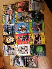 Soldier of Fortune Magazine - Lot of 17 (vintage) 1979-83 Look!!!!