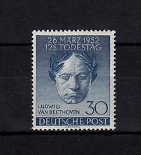 """Berlin  87  L.v.Beethoven sauber postfrisch, geprüft """"Schlegel BPP"""" , siehe Scan"""