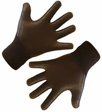 AMAZINGLY WARM FOR WINTER WINDOW CLEANING - Titanium Neoprene gloves grippy palm