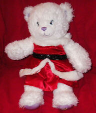 "Hannah Montana Mrs. Santa Build a Bear Workshop 16"" Plush Stuffed Animal Toy"