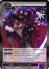 Force of Will 4x 4 x Joker's Suit - TAT-081 - C x4 MINT