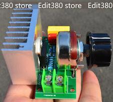 4000W AC Motor Speed Controller Drehzahlregler Drehzahlsteller 26A SCR Regler